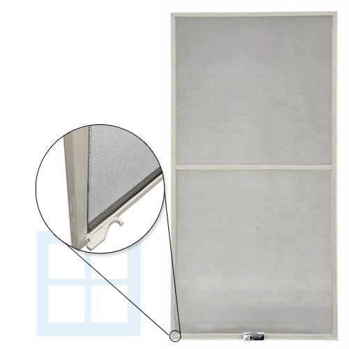 Andersen 244DH2446 200 Series Double Hung Screen Sandtone