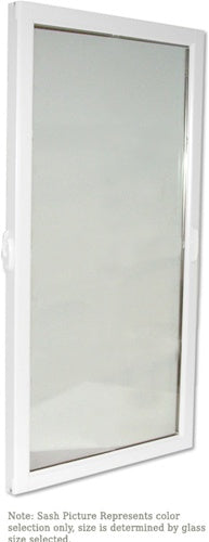 Andersen 244GW4040 - 200 Series Gliding Window (Active) Sash in White