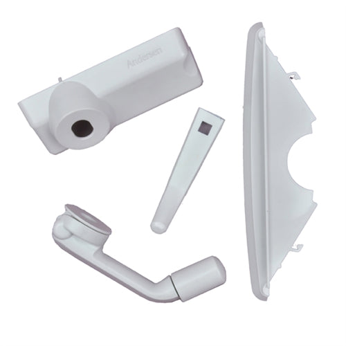 Andersen Contemporary Style Folding Hardware Kit (1999 to Present)