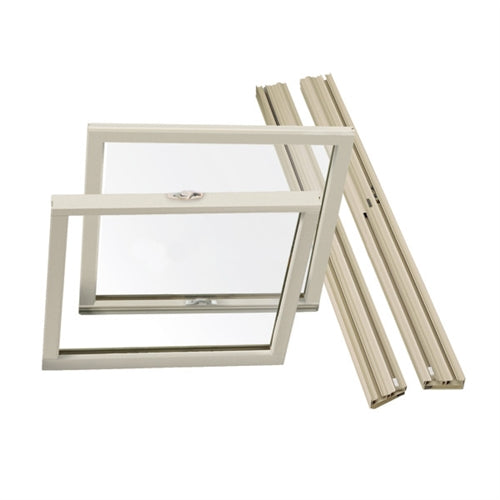 Andersen 2462 Conversion Kit White Interior / White Exterior with High Performance Low-E4 Sun Glass
