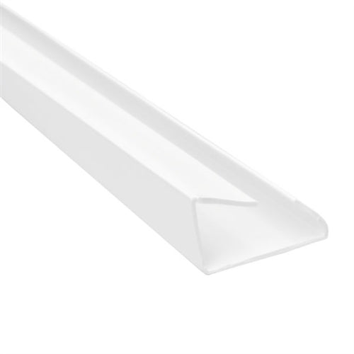 Andersen PS80/FWG80 Operating Panel Left Jamb Weatherstrip (Outside) in White
