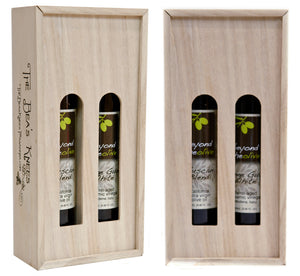 Gift Crate (Empty) for 250 ml bottles