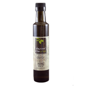 Garlic Co-Pressed Extra Virgin Olive Oil