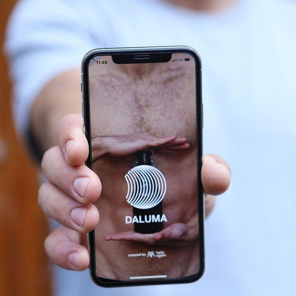 The DALUMA App mit Juice Cleanses, Probiotic Reset, Toning und Bulking Programmen
