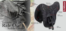 Load image into Gallery viewer, Le Mieux ProKit Ride On Dressage Saddle Cover