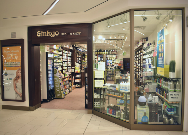 Photo of Ginkgo Health Shop's Storefront