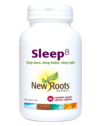 Sleep⁸ helps rebalance your body's natural circadian rhythm. Here's a look at some of the ingredients in Sleep⁸:
