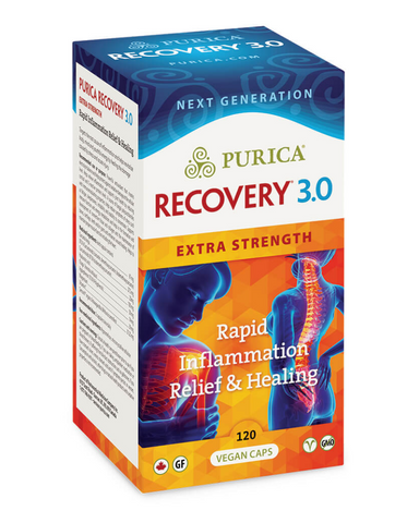 We've combined the proven strength of the original PURICA Recovery with the rapid relief of PURICA Curcumin. The result is the Next Generation: PURICA Recovery 3.0. It's music to the ears of athletes and active living people who want to perform at the top of their game and make the most of life, at work and at play!
