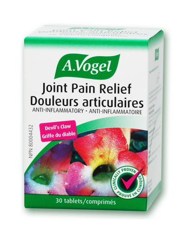 Joint pain relief Devil's Claw is a licensed herbal rheumatism product made from extracts of Devil's Claw herb cultivated in the Kalahari without the use of artificial fertilisers, insecticides or fungicides. It can be used for joint pain and inflammation and to reduce symptoms of back pain or other osteoarthritic pains.