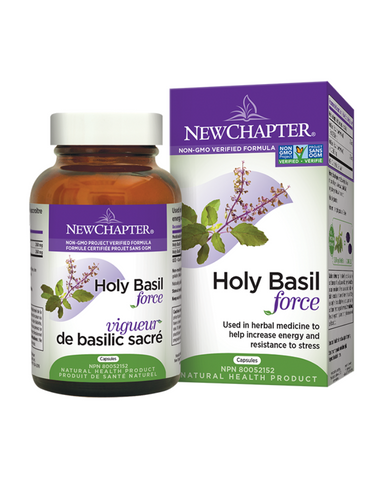 Holy Basil, also knows has Tulsi is used in herbal medicine to help increase energy and resistance to stress. Tulsi is renowned for its important role in traditional herbal systems for thousands of years. The herb is thought to open the heart and mind and bestow love, compassion, faith, and devotion and the oil of tulsi is thought to tone up the Chakras or energy points.