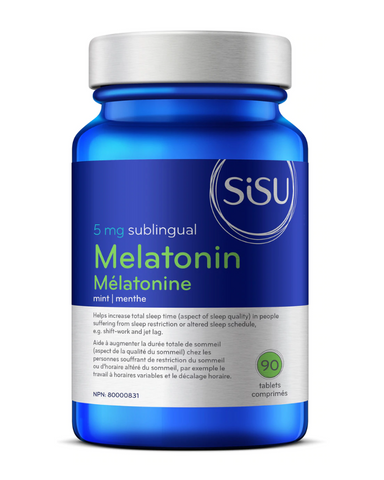 Help regulate circadian rhythms disrupted by jet lag, daylight savings time, or shift work with this high-potency, non-addictive melatonin supplement.