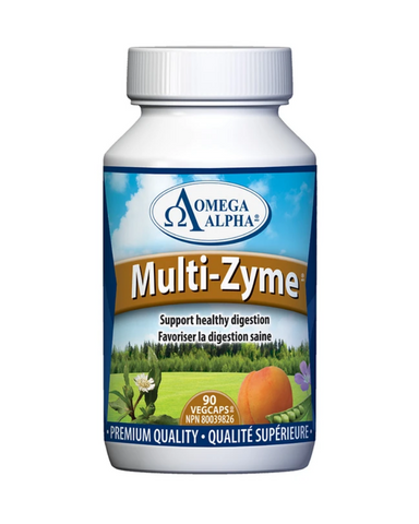 The enzymes used in Multi-Zyme are carefully prepared to ensure the maximum possible enzyme activity. This involves monitoring through strict quality control procedures including raw material assays to verify activity. The enzymes are pharmaceutical grade and contain no mycotoxins, fungi or other contaminants.