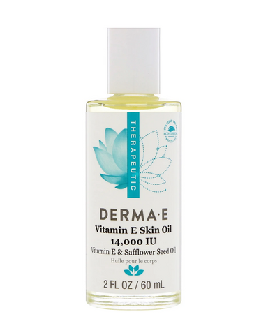This fragrance-free, hypoallergenic Vitamin E Oil deeply penetrates to renew and condition skin. With 14,000 IU of Vitamin E within a base of pure Safflower Oil, this formula helps moisturize, soothe, soften and rehydrate dry, rough skin and reduce the look of fine lines and wrinkles.