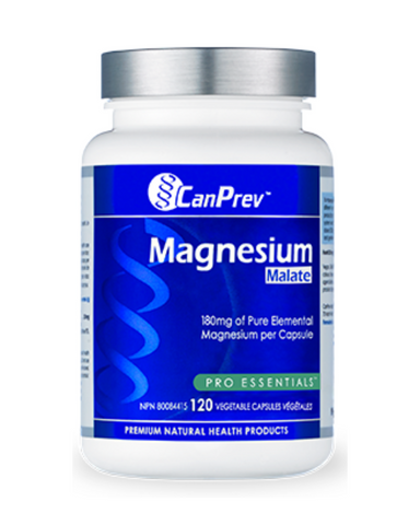 This magnesium form is often recommended by naturopathic doctors for improved metabolic + energetic function.