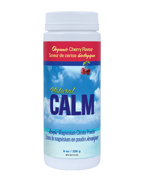Natural Calm Canada's magnesium citrate powder features a proprietary process that provides the most absorbable, effective, fast-acting magnesium available anywhere. The 100% water-soluble magnesium citrate becomes ionic when dissolved in very hot water and can relieve many symptoms associated with  magnesium deficiency quickly and effectively.