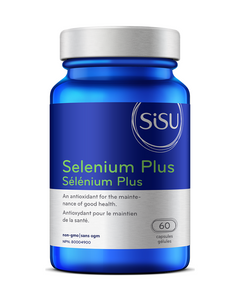 Selenium is a trace mineral and antioxidant which works with vitamin E to prevent free radical damage to cell membranes. High incidence of breast cancer and cardiovascular disease have been reported where low levels of selenium are found in people's diets.