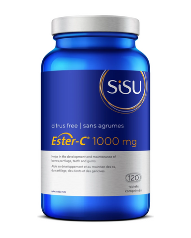 Ester-C® is a unique, patented form of calcium ascorbate, which is made when ascorbic acid (regular vitamin C) is buffered with calcium using a water-based process