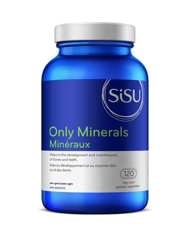 Insufficient mineral levels can lead to immune impairment, weakened bones, poor skin health, and cardiovascular and joint conditions. Adequate levels of trace minerals are important to skin, muscle, cartilage, teeth and bone development and repair, immune function, hormone regulation, and to control inflammation.