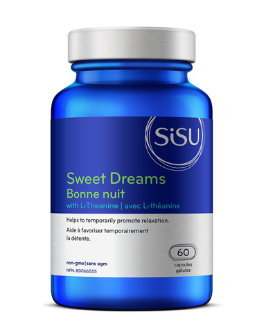 Fast-acting, non-sedative formula that promotes relaxation without drowsiness and enhances quality of sleep