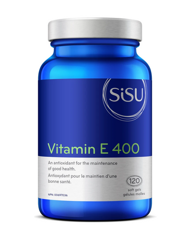 Vitamin E is a primary, fat-soluble antioxidant that protects the cells. In food, it is found in nuts, seeds, avocado, eggs and leafy greens. It is wise to consume antioxidants from a wide variety of sources to support overall health.