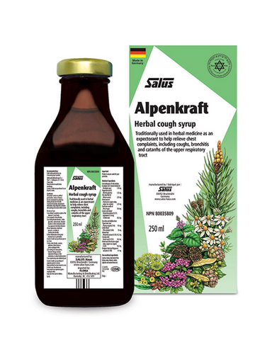 Alpenkraft herbal syrup may help to soothe an irritated throat or mouth due to the extracts and distillates from thyme, aniseed, fennel and the ingredient eucalyptus oil, which make it popular with singers and public speakers.