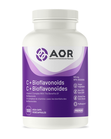Bioflavonoids, or simply flavonoids, are the pigments found in most plants that give fruits and vegetables their colour. They are potent antioxidants that work together with vitamin C to enhance its antioxidant properties by keeping it active longer.