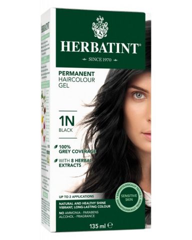 "Herbatint ""N"" Series Natural Herb Based Hair Colour is the most natural permanent hair colouring gel! It is a unique hair color formula that not only gently colours hair, but also protects and nourishes it."