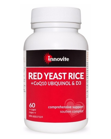 Red yeast rice (RYR) has long been used for cholesterol reduction by practitioners of Traditional Modern Medicine as it is considered to be a natural source of statins.