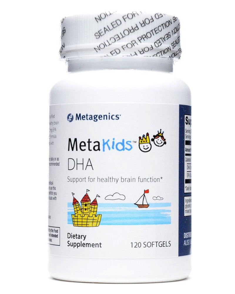 Helps support the development of the brain, eyes, and nerves in children up to 12 years of age.