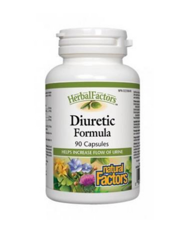The Diuretic Formula is a superior combination of standardized herbal extracts that promote urine flow and flush away waste, reducing the puffiness of edema and gently stimulating the body's cleansing system.
