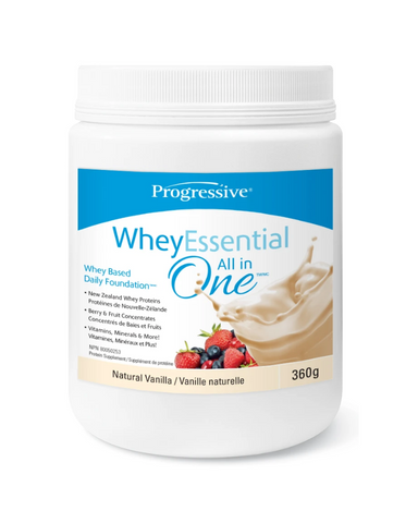 WheyEssential™ combines the benefits of an entire cupboard full of supplements with the ease of consuming a single smoothie. This simple to use all-in-one formula not only provides unmatched nutritional density, it also provides unmatched convenience.