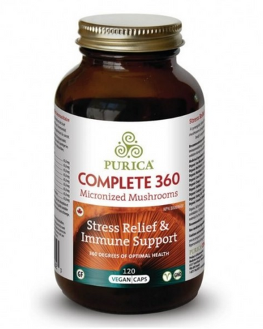 Ultimate adaptogen formulation. Modulates immune system while strengthening body's response to stress. Excellent for overactive and underactive immune systems. Improves memory and brain power, increases libido and helps you sleep better. Anti-viral and anti-bacterial.