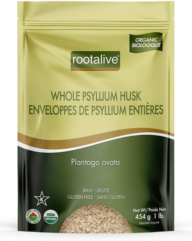Psyllium is an excellent way to introduce more fibre into your diet due to its high fibre count in comparison to other grains. Psyllium husk is commonly used to help improve digestion and treat constipation or diarrhea. It is often the main ingredient in high fibre cereals, dietary fibre supplements and over-the-counter laxatives.
