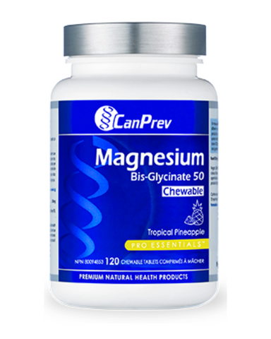 Enjoy a bite of magnesium whenever you need it most. Chew on this… magnesium is essential in over 800 different enzymatic functions in your body, from DNA synthesis and energy production to proper muscle function and nervous system health. This proprietary magnesium-glycine complex is designed for effective absorption and gentleness.