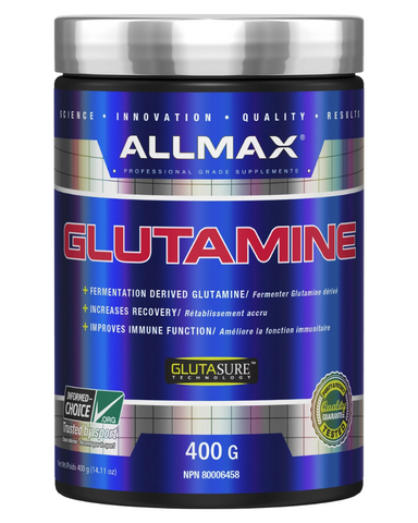 Glutamine can be naturally found in beans, poultry, fish and dairy products. It is one of the most abundant amino acids in the body and is called a conditionally essential amino acid, meaning that the body is able to manufacture Glutamine on its own, but during times of extreme stress (such as following an intense workout), the body is not able to produce enough and may benefit from supplemental Glutamine.