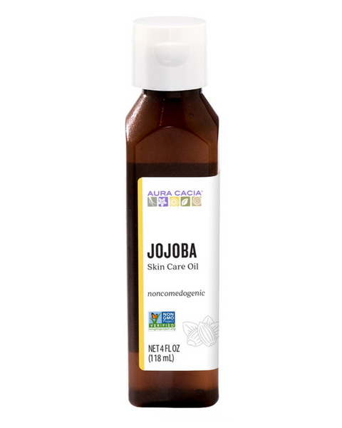Jojoba oil contains unique liquid waxes and fatty acids that nourish the skin. It is excellent combined with other skin care oils, adding balance and fortifying the benefits provided.