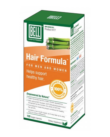 If you`re among the millions of adults seeking natural nutritional support for healthy hair, Hair Formula for Men and Women is the perfect formula to help you look and feel your best. Hair Formula for Men and Women unites biotin and fo-ti extract with other botanical extracts backed by centuries of traditional wellness practices.