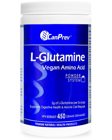 As the most abundant amino acid in the body, glutamine is required to maintain the health of rapidly dividing cells including immune and gastrointestinal cells. Supplementation with glutamine also helps to repair muscle cells after exercise.