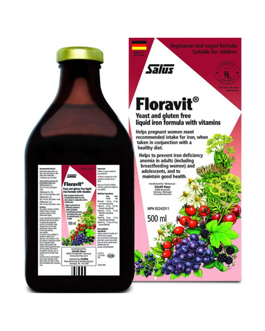 Floravit helps pregnant women meet recommended intake for iron, when taken in conjunction with a healthy diet. It helps to prevent iron deficiency (anemia) in adults (including breastfeeding women) and adolescents, and to maintain good health.