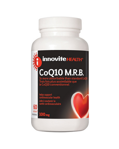 Bio-enhanced natural CoQ10 in water soluble form (ubiquinone) provides Maximum Relative Bioavailability (M.R.B.). It provides 3X the absorption when compared with standard CoQ10 supplements. LiQSorb®, a bioavailability enhanced Coenzyme Q10 confirms a better absorption in-vitro.