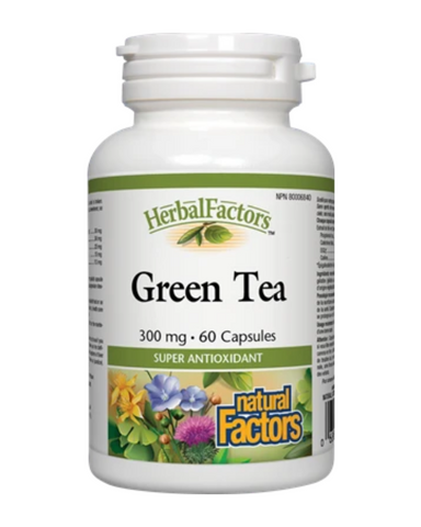 Natural Factors - Green Tea