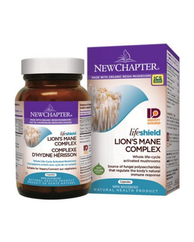 Experience mental clarity with our blend of nootropic organic mushrooms like Lion's Mane and Reishi. Our brain supplement is expertly formulated with whole, DNA-tested mushrooms grown to their maximum potential, helping naturally enhance focus and brain function.