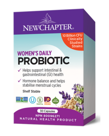 Helps support intestinal & gastrointestinal (GI) health & Hormone balance & helps stabilize menstrual cycles.