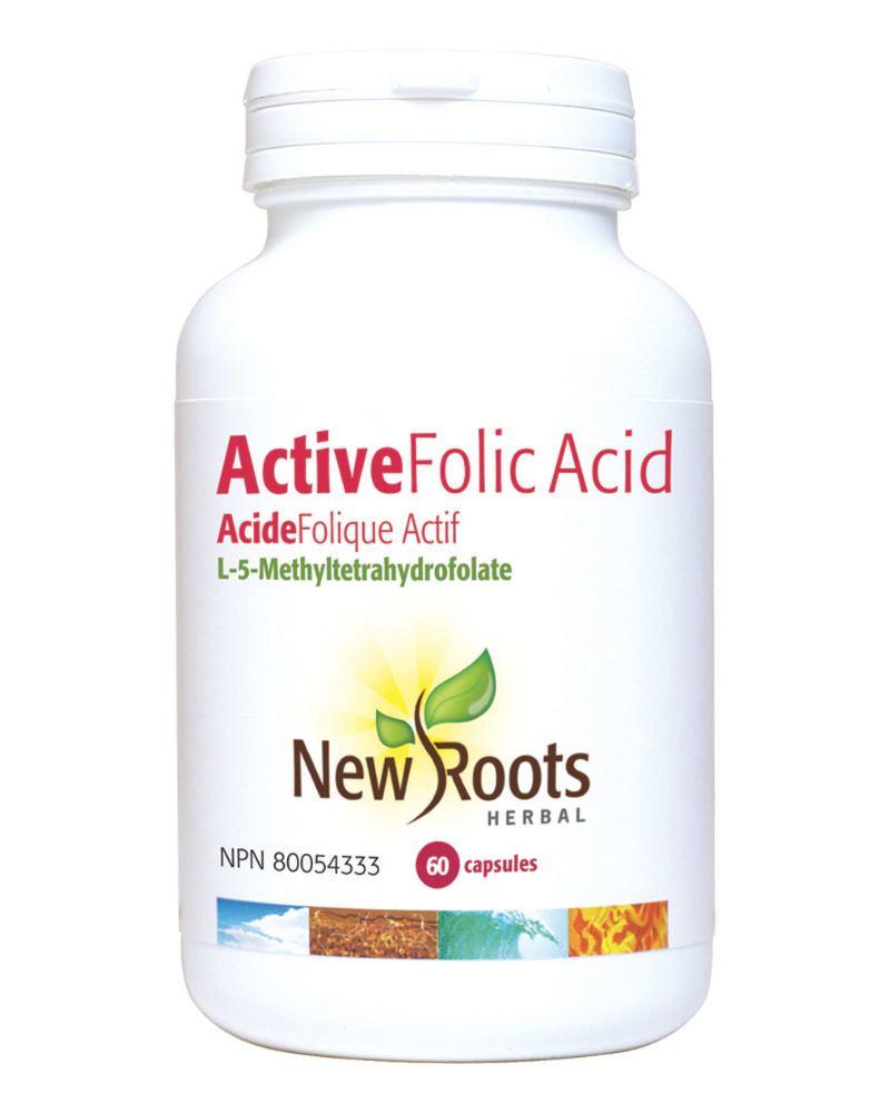 Active folic acid (ʟ‑5‑methyltetrahydrofolate) is critican for prenatal health, embryonic nervous-system development, and protection from neural-tube deficiency.