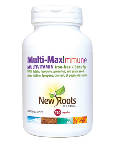Multi-Max Immune provides vitamins, minerals, cofactors, amino acids, antioxidants, and immune-boosting nutraceuticals. The most comprehensive multivitamin/nutraceutical available.