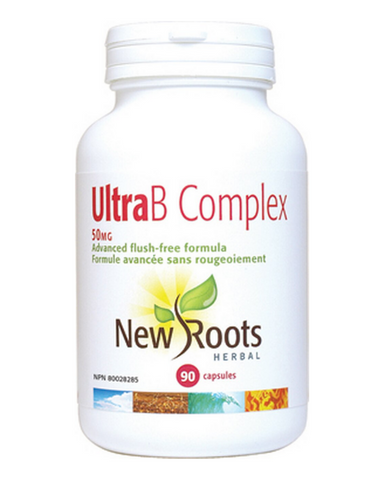 Ultra B Complex incorporates coenzyme (active form) B vitamins, functional flush-free niacin, and enhanced-absorption choline in a complete B-complex formula.