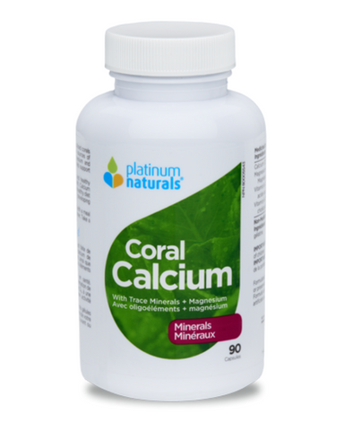 We need calcium for many functions, but primarily to support the skeleton, where a steady supply of calcium enables the body to produce enough new bone. Coral Calcium helps build bones, may help prevent osteoporosis and regulate the normal contraction and relaxation of muscles, including the heart.