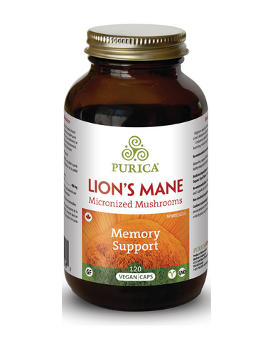 Lion's Mane supports improving your cognition – your attention, memory, speech, comprehension, learning, reasoning, problem solving and decision-making.