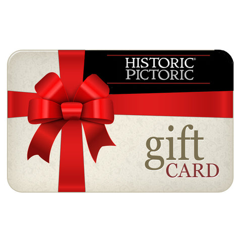 Historic Pictoric Gift card