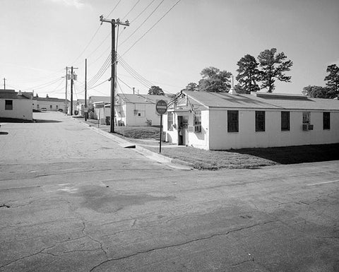 Historic Photo : Fort McPherson, World War II Station Hospital, Structures, Bordered by Hardee & Thorne Avenues & Howe Street, Atlanta, Fulton County, GA 3 Photograph
